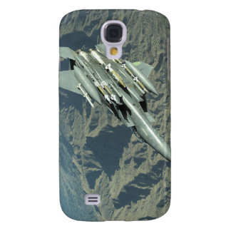 A US Air Force  F-15E Strike Eagle Galaxy S4 Case