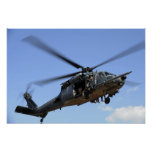 A US Air Force HH-60 Pavehawk Poster