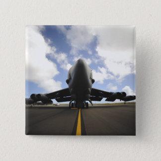 A US Air Force maintenance crew 15 Cm Square Badge