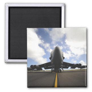 A US Air Force maintenance crew Magnet