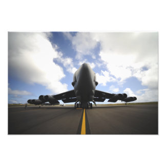 A US Air Force maintenance crew Photo Print