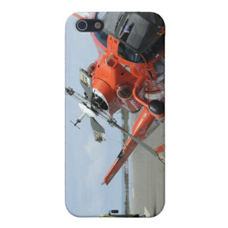 A US Coast Guard MH-65 Dolphin helicopter crash iPhone 5 Covers