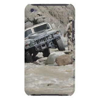 A US Marine guiding the driver of a Humvee Case-Mate iPod Touch Case