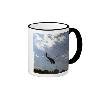 A US Navy HH-60 Seahawk Mugs