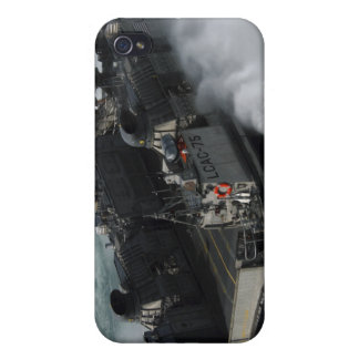 A US Navy Landing Craft Air Cushion iPhone 4/4S Cases
