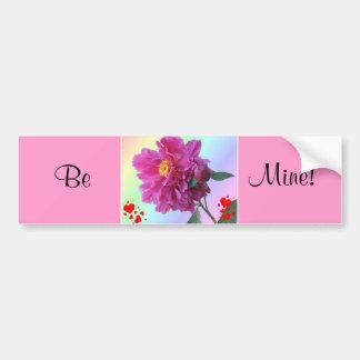 A Valentine Wish Bumper Sticker