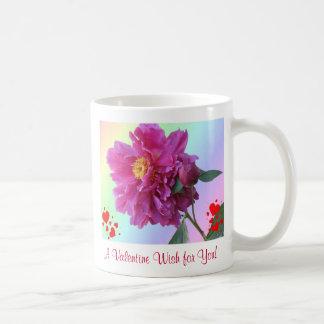 A Valentine Wish Coffee Mug