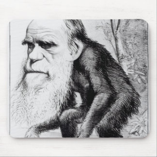 A Venerable Orang Outang, from 'The Hornet' Mouse Pad