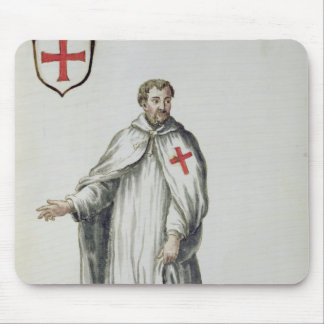 A Venetian Templar Mouse Pad