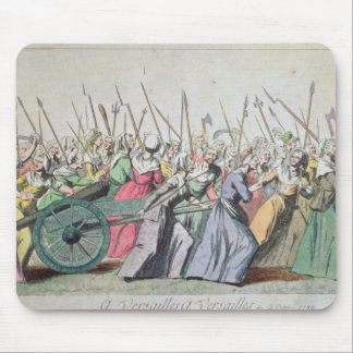 A Versailles, A Versailles' March of the Women Mouse Mat
