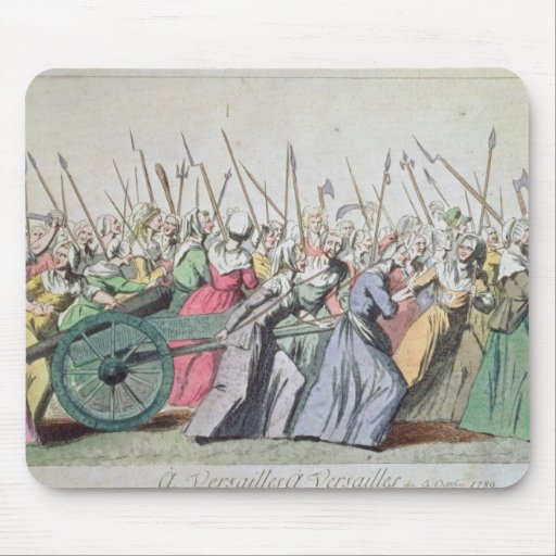 A Versailles, A Versailles' March of the Women Mouse Pads