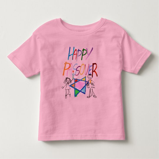 A Very Colourful Passover Shirts