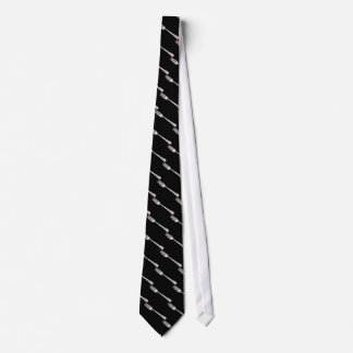 A Very Cool Fork Tie!  Great for the Waiter Guy! Tie