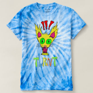 a very fun and enthusiastic cat! T-Shirt