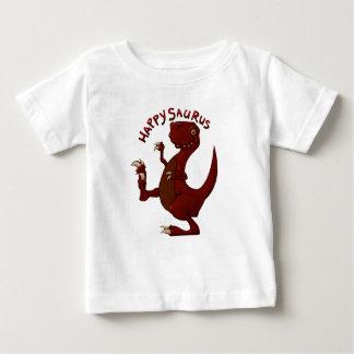 A very happy happysaurus dinosaur baby T-Shirt