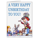 A Very Happy Unbirthday To You!