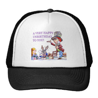 A Very Happy Unbirthday To You! Cap