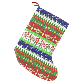 A Very Macabre Christmas Stocking
