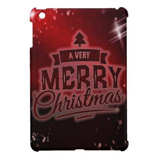 A Very Merry Christmas iPad Mini Case