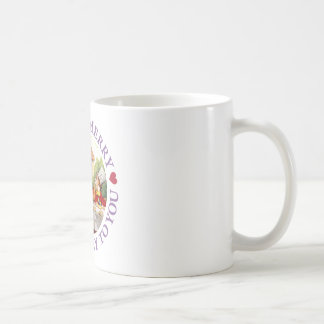 A VERY MERRY UNBIRTHDAY TO YOU BASIC WHITE MUG