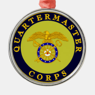 A Very Quartermaster Holiday Christmas Ornament