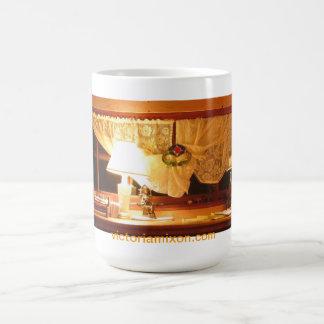 A. Victoria Mixon's Desk Coffee Mug