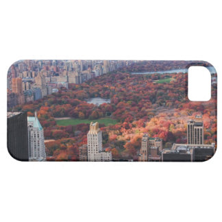 A view from above: Autumn in Central Park 01 iPhone 5 Cover