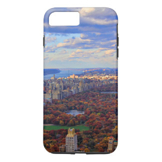 A view from above: Autumn in Central Park 01 iPhone 7 Plus Case