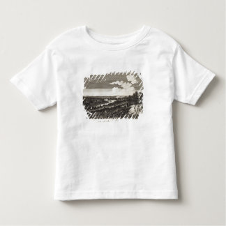 A View from Richmond Hill down the River Toddler T-Shirt
