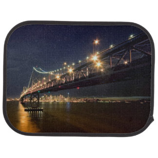 A View From Treasure Island Car Mat