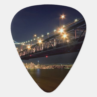 A View From Treasure Island Guitar Pick