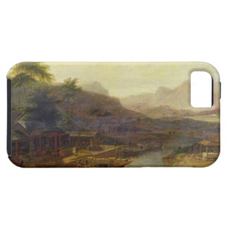 A View in China: Cultivating the Tea Plant, c.1810 iPhone 5 Cases