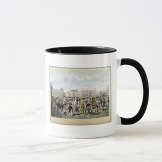 A View in Smithfield engraved by F.C. & C. Lewis Mug