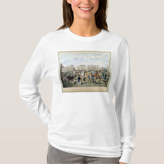 A View in Smithfield engraved by F.C. & C. Lewis T-Shirt