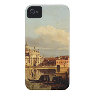 A View In Venice From The Punta Della Dogana Towar iPhone 4 Cover