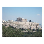 A view of Acropolis from Filopappou Hill Post Card