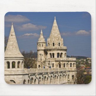 A view of Budapest from Castle Hill. Mouse Pad