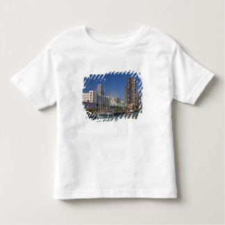 A view of Chicago's Navy Pier 2 Toddler T-Shirt