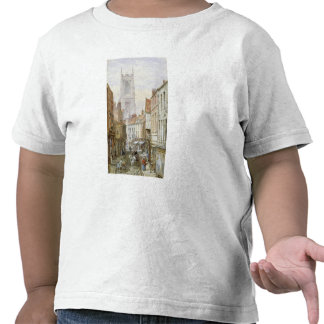 A View of Irongate, Derby Shirt