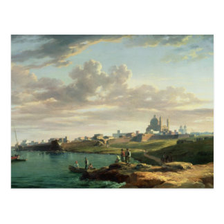 A View of Montevideo Postcard