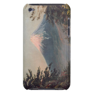 A View of Mount Fusiyama with Figures in the Foreg iPod Touch Case