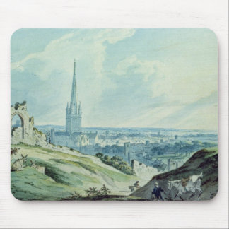 A View of Norwich, from Mouseshold Hill Mouse Mat