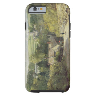 A View of Osmington Village with the Church and Vi Tough iPhone 6 Case