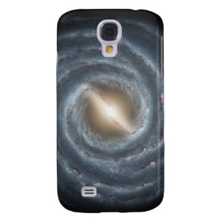 A view of our own Milky Way Galaxy Galaxy S4 Case