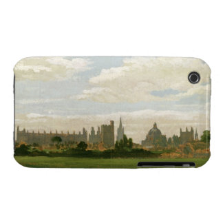 A View of Oxford (oil on millboard) iPhone 3 Covers