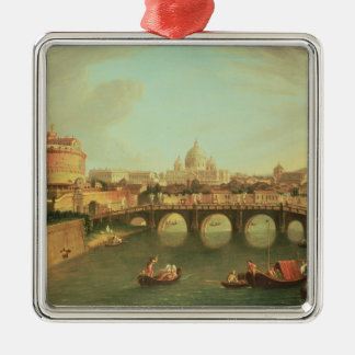 A View of Rome Christmas Ornament
