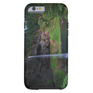 A view of South Falls in Silver Falls State Park Tough iPhone 6 Case