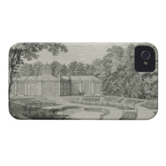 A View of the Aviary and Flower Garden at Kew, fro Case-Mate iPhone 4 Case