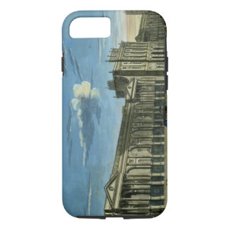 A View of the Bank of England, Threadneedle Street iPhone 7 Case