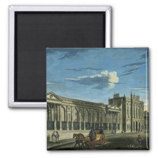 A View of the Bank of England, Threadneedle Street Magnet